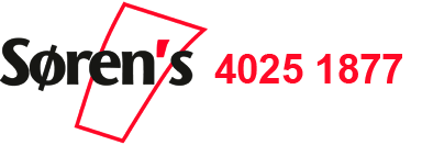 Sørens ApS Logo